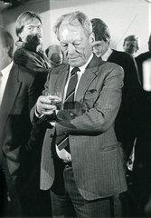 Willy Brandt  1986