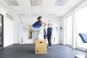 Physiotherapeutische Praxis