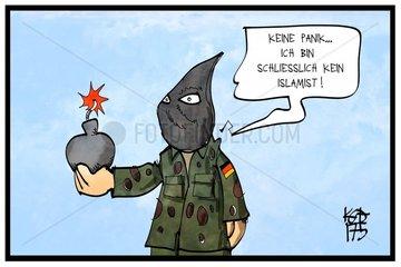 Terroristen in der Bundeswehr