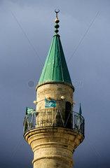 Minarett  Akko  Israel