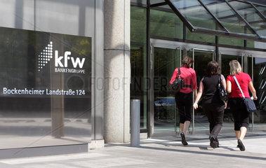 KfW Zentrale Frankfurt