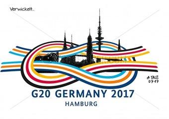 G20 Gipfel in Hamburg