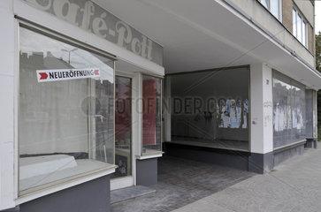 Verlassenes Ladenlokal in Dortmund