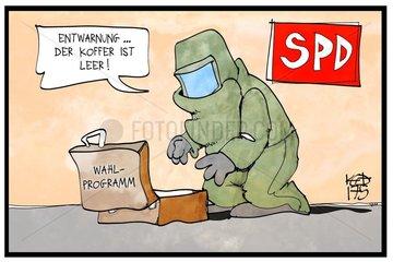 SPD-Wahlprogramm