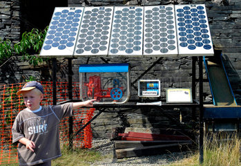 GB-Zentrum fuer Alternativ Technologie in Wales