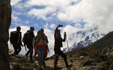 NEPAL-RASUWA-LANGTANG REGION-TOURISM