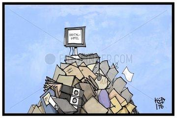 Digitalgipfel der Bundesregierung