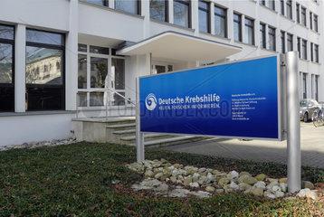 Hauptgeschaeftstelle der Deutsche Krebshilfe in Bonn