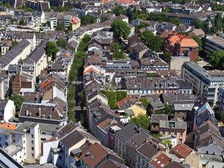 Zentrumnahes Wohnquartier in Bonn