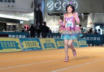 #CHINA-HONG KONG-HIGH-HEEL SHOES RACING (CN)