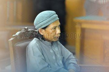 INDONESIA-JAKARTA-RADICAL CLERIC-AMAN ABDURRAHMAN-TRIAL