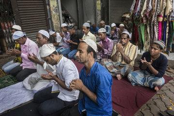 INDIA-KOLKATA-MUSLIMS-FIRST FRIDAY