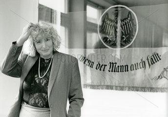 Renate Schmidt  SPD-Vorsitzende Bayern  1992