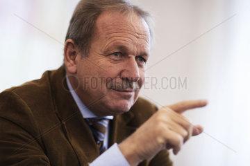 Frank Bsirske  Union Leader