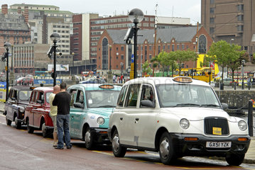Liverpool: Taxis