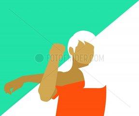 Stretching Figur 13