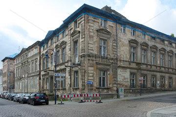 Sanierungsgebiet in Frankfurt (Oder)