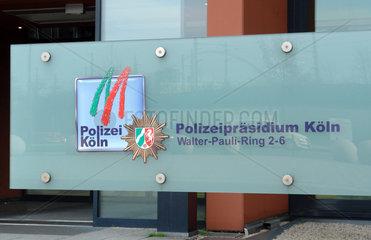 Polizeipraesidium Koeln