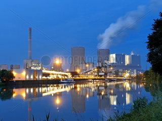 RWE Steinkohlekraftwerk Westfalen