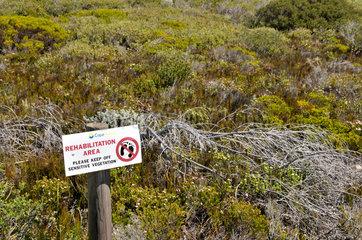 Suedafrika: De Hoop Nature Reserve