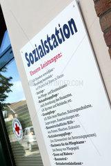 Sozialstation des DRK