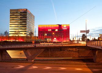 Basel  Schweiz  Airport Hotel und Grand Casino Basel der Airport Casino Basel AG