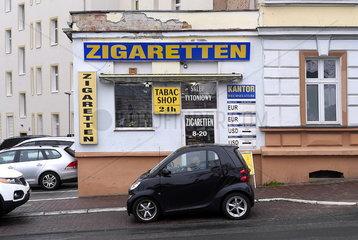 Tabakladen in Slubice