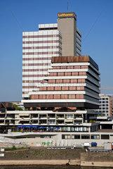 Hauptverwaltung der LUFTHANSA in Koeln-Deutz
