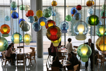 Berlin  Abgeordneten-Restaurant im Paul-Loebe-Haus