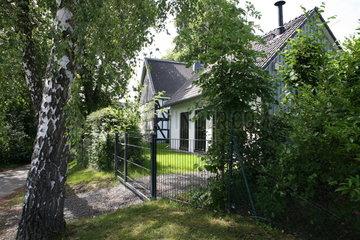 Wohnhaus Alice Schwarzer in Waldbroel-Wilkenroth