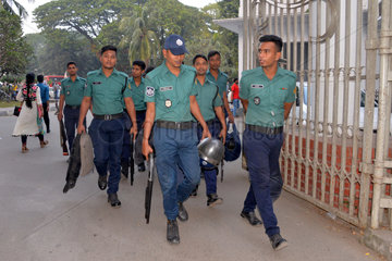 BANGLADESH-DHAKA-MUTINY CASE-TRIAL