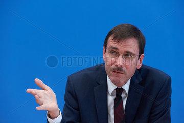 Berlin  Deutschland  Daniel Zimmer  Vorsitzender der Monopolkommission