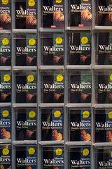 Titel des Goldmann Verlages auf der Leiziger Buchmesse