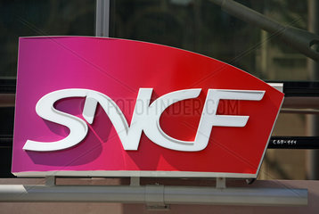 Strasbourg  Logo der SNCF