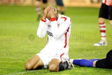 Sevilla  Spanien  Frederic Omar Kanoute  FC Sevilla