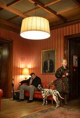Berlin  Deutschland  letzter Tag im Hotel Bogota