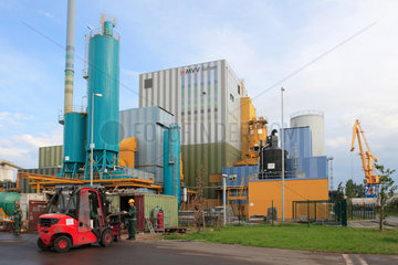Biomassekraftwerk Koenigs Wusterhausen der MVV Energie AG
