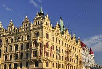 Luxushotel KINGS COURT in Prag