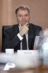Niels Annen  Kabinett
