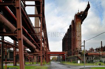 Essen  Deutschland  Kokerei der Zeche Zollverein