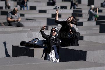 Holocaust Memorial  Tag der Deutschen Einheit