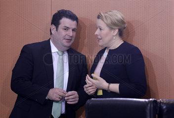 Bundeskanzleramt - Sitzung des Bundeskabinetts 13.2.2019