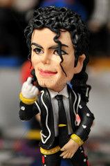China: Michael Jackson als Spielzeugfigur