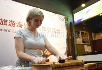 CHINA-TOURISM-FOREIGN TRAVELERS (CN)