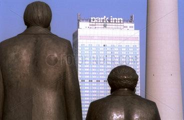 Hotel Park Inn am Alexanderplatz  Berlin