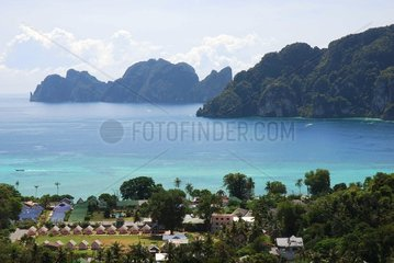 Koh Phi Phi  Thailand  Asien