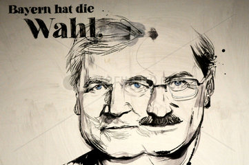 Landtagswahl Bayern 2013: Horst-Christian Seeude
