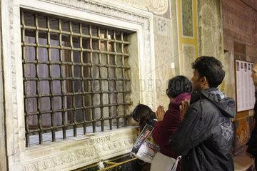 Sancta Sanctorum in Rom