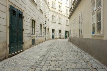 Badgasse Wien 1. Bezirk