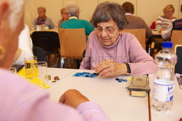 Day care center for seniors of workers' welfare Troisdorf-Oberlar